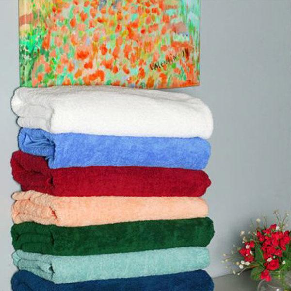 Bathroom Towelling & Pool Towels