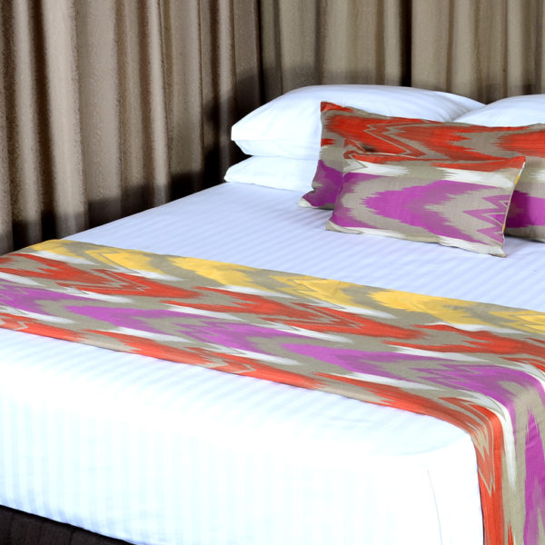 Bed Runners & Cushion Covers